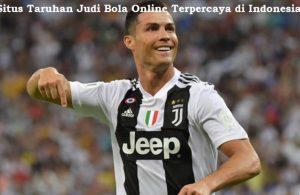 Situs Taruhan Judi Bola Online Terpercaya di Indonesia