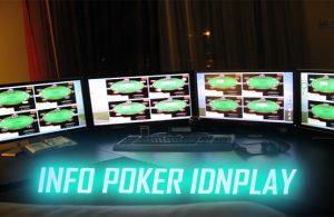 5 Trik Mengikuti Poker Online Idnplay